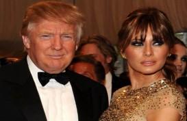 Ini 10 Momen Tercanggung Donald Trump-Melania. First Lady Menjaga Jarak?