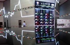 TRANSAKSI SAHAM 9 FEBRUARI: Net Sell Asing Capai Rp1,75 Triliun