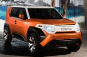 CHICAGO AUTO SHOW 2018 : Toyota Pamerkan SUV Konsep FT-4X