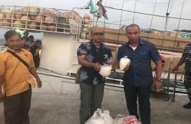 Moeldoko Apresiasi TNI-AL Gagalkan Penyelundupan Sabu 1 Ton