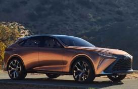 CHICAGO AUTO SHOW 2018: Lexus Unjuk Mobil Konsep Crossover LF-1