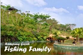 Taman Wisata Kampung Gajah Pailit, Aset yang Tersisa…