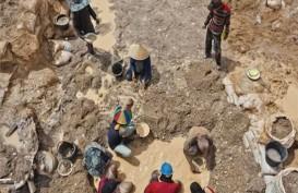 LOGAM TANAH JARANG : Ada Potensi, Wilayah Tambang Dilelang