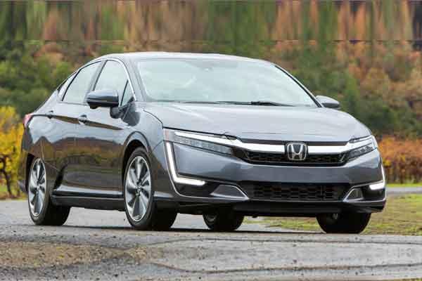 Honda Clarity.  - Honda
