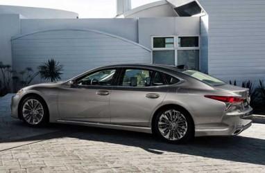 Lexus Bawa Dua Varian LS 500, Satunya Versi Hibrida
