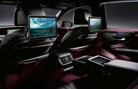 Lexus LS 500 Beri Gairah Baru Pasar Sedan Premium