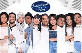 INDONESIAN IDOL: Ini Daftar Lagu Yang Akan Dinyanyikan di Spektakuler Show Top 10
