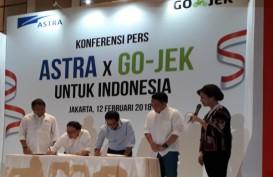 Suntik Go-Jek US$150 Juta, Astra International (ASII) Rogoh Kas Internal