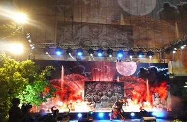 Perkembangan Video Mapping di Indonesia
