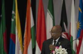 Kabar Mundurnya Jacob Zuma dari Kursi Presiden Afsel Dibantah Juru Bicaranya