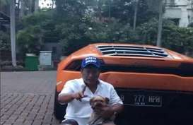Melebihi Lamborghini, Ini Honor Tertinggi Pengacara Hotman Paris