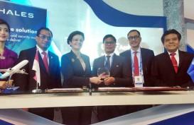 Singapore Airshow Usai, Kontrak GMF Capai US$2,4 Miliar