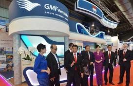 SINGAPORE AIRSHOW 2018  : 25 Maskapai Serahkan Perawatan ke GMF
