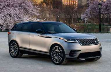 CHICAGO AUTO SHOW 2018: SUV Mewah Land Rover Velar Dibekali 4 Pilihan Mesin