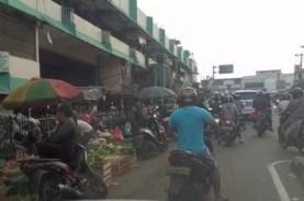 Penataan Pasar Ciputat Makin Mendesak