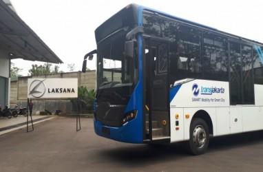Karoseri Laksana Bakal Lepas 15 unit Bus ke Fiji