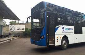 EKSPOR BUS : Karoseri Laksana Rambah Fiji