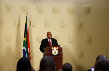 Jacob Zuma Mundur dari Kursi Presiden Afrika Selatan