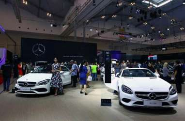 Mercedes-Benz Siap Luncurkan Produk Baru di GIICOMVEC 2018