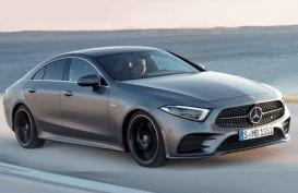 CHICAGO AUTO SHOW 2018: Mercedes Benz Tampilkan Desain Baru CLS-Class 2019