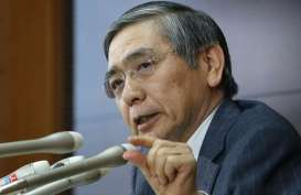 Jepang Kembali Nominasikan Haruhiko Kuroda Jadi Gubernur BOJ