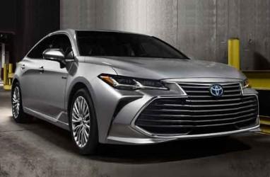 CHICAGO AUTO SHOW 2018: Toyota Avalon 2019 Berbagi DNA dengan Camry