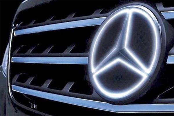 Mercedes Benz.
