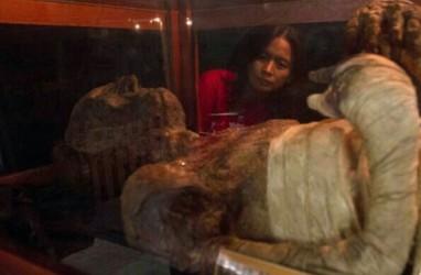 Museum Mesir Pamerkan Mumi Menjerit