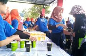 Herbalife Bagikan 20.000 Paket Sarapan di 25 Kota