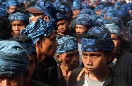 Tim Pelayanan E-KTP Jemput Bola ke Suku Baduy Banten
