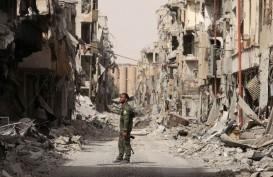 Ratusan Tentara Mati di Suriah, Rusia: Itu Isyu untuk Eksploitasi Perang