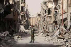 Ratusan Tentara Mati di Suriah, Rusia: Itu Isyu untuk…