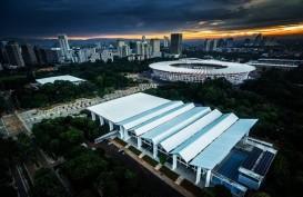 15 Gelanggang di Gelora Bung Karno Siap Digunakan Saat Asian Games