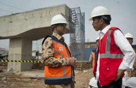 Waskita Investigasi Ambruknya Kepala Tiang Jembatan Tol Becakayu