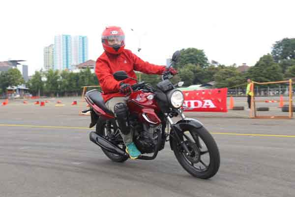 All New Honda CBR 150R. - Honda