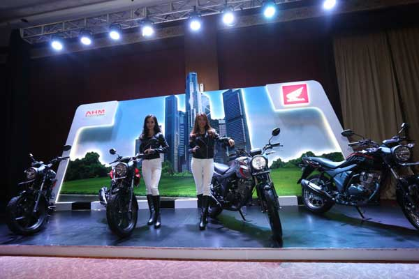 All New Honda CB150 Verza.  - Honda