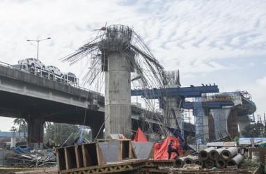 KECELAKAAN TOL BECAKAYU : Pemerintah Moratorium Tol Layang, Anies Ingin LRT Lanjut