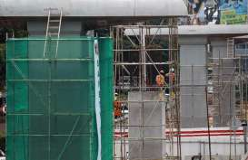 Proyek Tol Layang Dimoratorium, Elevated MRT Jakarta Hampir Rampung