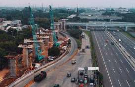 Jakpro Minta LRT Jabotabek Dikecualikan dari Moratorium Tol Layang