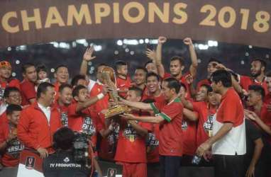 Usai Pesta Piala Presiden, Persija Fokus ke Tampines Rovers