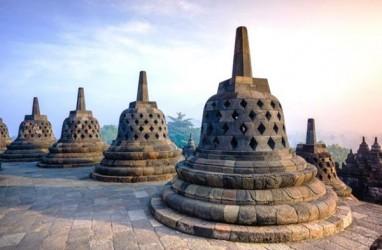 Pameran Karya Seni Perempuan (di) Borobudur Mulai Dibuka untuk Publik