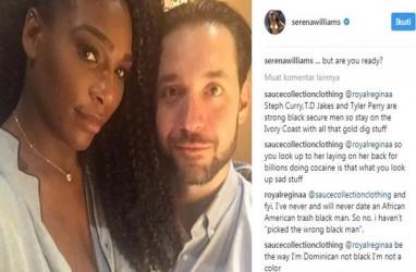 Serena Williams Nyaris Meninggal Saat Melahirkan