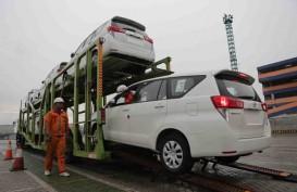 Januari 2018, Ekspor Mobil CBU Indonesia Naik 19,46%