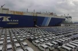 Ekspor Mobil CBU Indonesia Tumbuh Rata-rata 8%