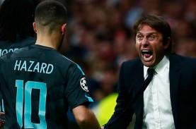 Usai Bermain Imbang, Conte: Melawan Barcelona Harus…