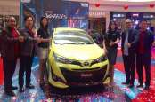 Penjualan New Yaris di Jateng & DIY Ditarget 1.300 unit