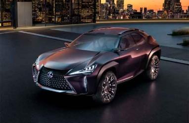 Inilah Deretan Model Terbaru Lexus di GIMS 2018