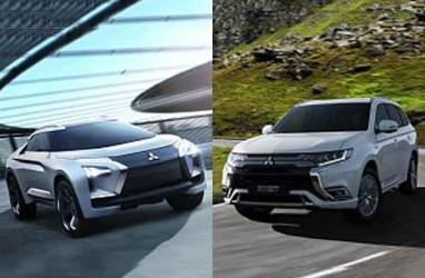 Di GIMS 2018, Mitsubishi Unjuk 2 Premier: Konsep e-Evolution & Outlander PHEV