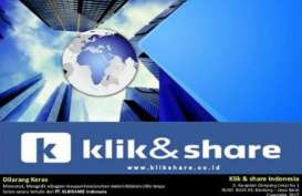 Klik&Share Rilis 10 Layanan Bisnis Digital