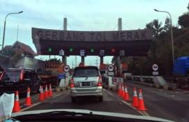JALAN BEBAS HAMBATAN : Astra Kaji Tol ke Pelabuhan Merak
